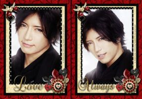 Gackt-y Valentine's Day, Too by midori711c
