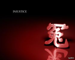 Injustice-in-red by johnmanga