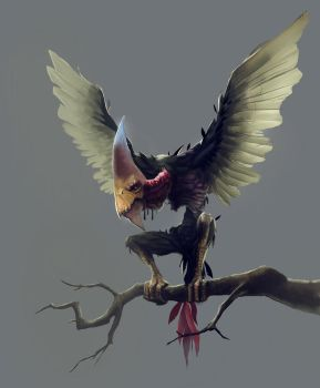 deathbird by Colonel82