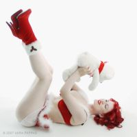 holiday pin-up 3 by photography-by-vara