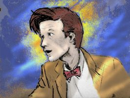 Eleventh Doctor by ss0302