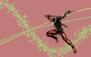 Happy Spring Time Deadpool by Mathematic-Hack