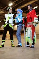 Dramatical Murder 'Reconnect' by Hirako-f-w