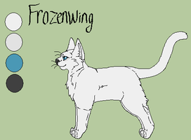 Frozenwing ref. by Ink--Chan