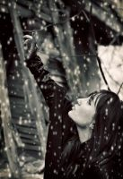 do you count the snowflakes? by PortraitOfaLife