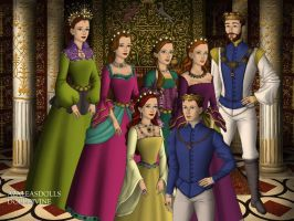 The Romanovs. by Katharine-Elizabeth