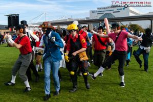 25 Oct MCM LON Team Fortress 2 Conga!! 3 by TPJerematic