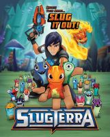 Slugterra made its debut in US on Disney XD! by AndyPoonDesign