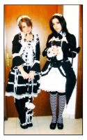 Gothic Lolita by Goth-Virgy