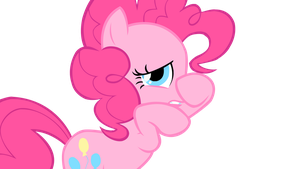Pinkie Pie - OH NO Vector by Alecza1234