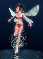 Pepper Pixie by AsraiLight