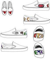 Custom Vans by lunapm