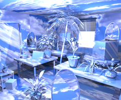 Cloud Room by Person918x