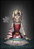Tiny Tina by maryallen138