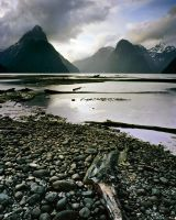 Milford Sound I by saxtim