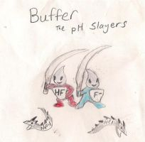 Buffer, The pH Slayers by ToxicWyvern
