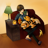Bedtime Stories by Perimones