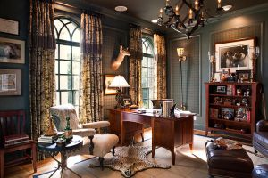 taxidermy interior inspiration by Museumwinkel