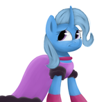 Pacifica (Trixie) by ChibaDeer