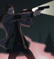 Alan Wake by doubleleaf