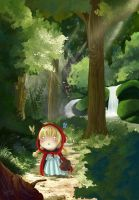 Little Red Riding Hood by VegaNya