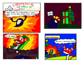 Ineffective: Christmas special by DNH2031ART