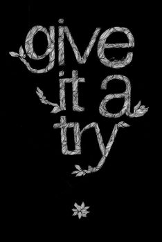 Give It a Try by Coralulu