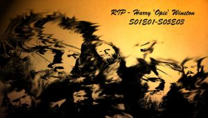 Sons of anarchy - Opie tribute wallpaper by KtoLL