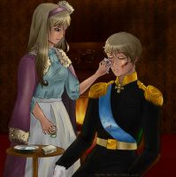 APH: The Same by nyako-tgn