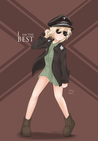 I AM THE BEST by BookmarkAHead