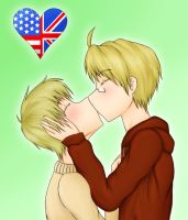 Request - UsUk by Kitsunewolf95