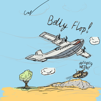 Bellyflop by Leviathan-Corp