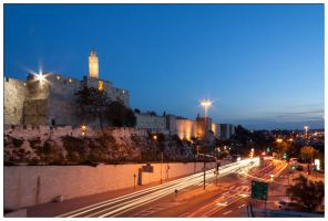 Jerusalem Nights by ynissim