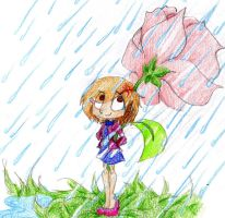 13- Rain by Digigirl-8th-kari