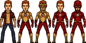 Wally West Metropolis by BAILEY2088