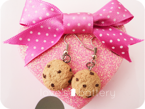 Chocolate Chips Cookies by emillywood