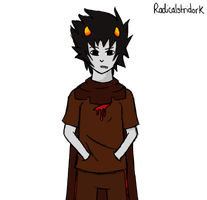 God Tier Karkat by ZOMGSparkeh