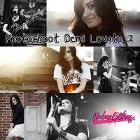 Photoshoot Demi Lovato 2 by NochuuEditions