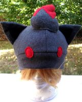 Zorua hat by Chochomaru