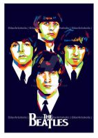 .: The Beatles POP :. by gilar666