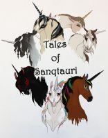 The Tales of Sanqtauri by orengel
