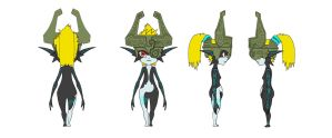 Midna by chiryogatito