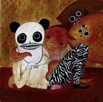 the panda experience I by Ferruti
