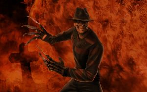 Freddy Krueger - The soul Collector of Hell by michello1976