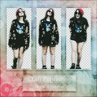 Png Pack 524 - Lali Esposito by BestPhotopacksEverr