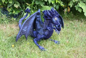 Astra OOAK handmade dragon FOR SALE by DragonForge311088