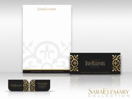 Sara ElEmary Corp Package by XtrDesign