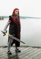 Asch the Bloody by Aselea