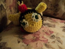 Dr Who Bee by TapaWmnat
