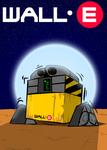 WALL-E by Figgs